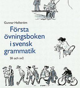 Första övningsboken i svensk grammatik